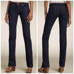 J BRAND WOMEN'S STRAIGHT LEG DENIM JEANS